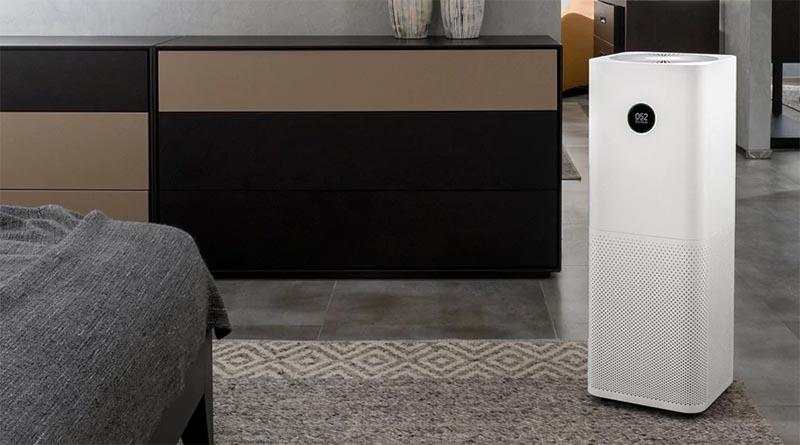 Очиститель воздуха Xiaomi Purifier Pro и Xiaomi Purifier 2S