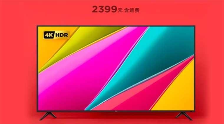 50-дюймовый Mi TV 4A